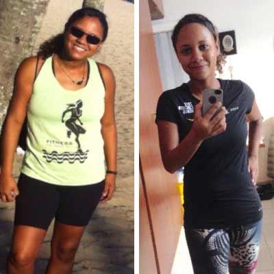 Priscilla Silva, 39 anos
