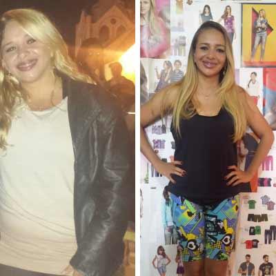 Junia Gabriela, 30 anos